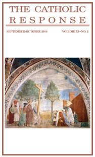 The Catholic Response September October 2014