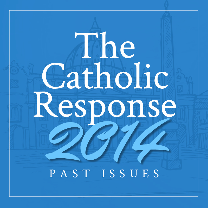 The Catholic Response 2014 Featured