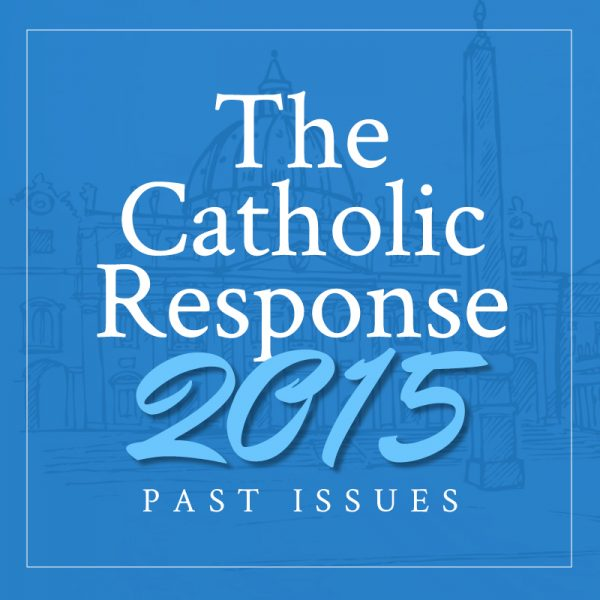 The Catholic Response 2015 Featured