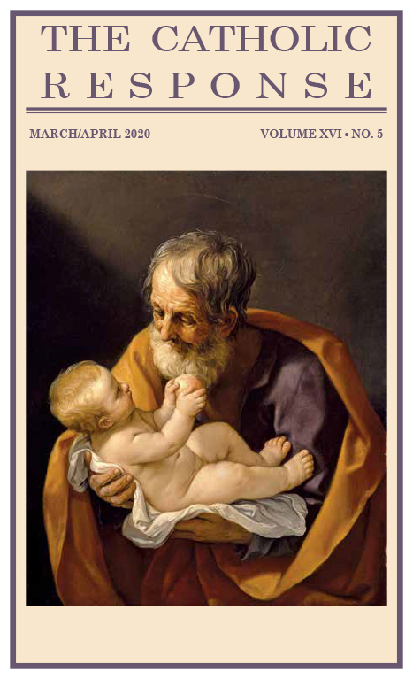 The Catholic Response-Mar-Apr-2020-Cover