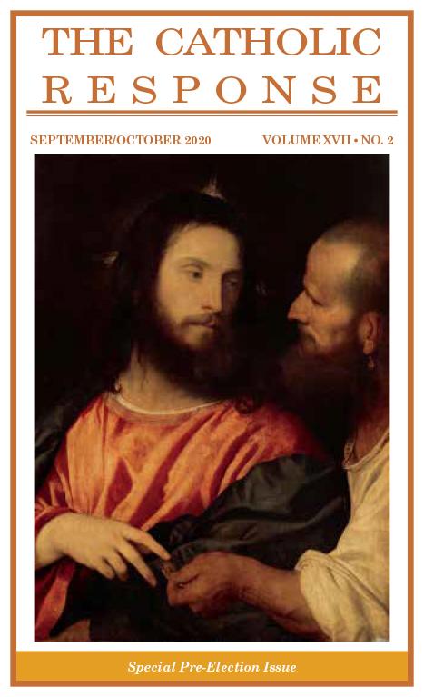 The Catholic Response-Sept-Oct-2020-Cover